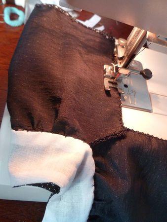 pantalon noir 017