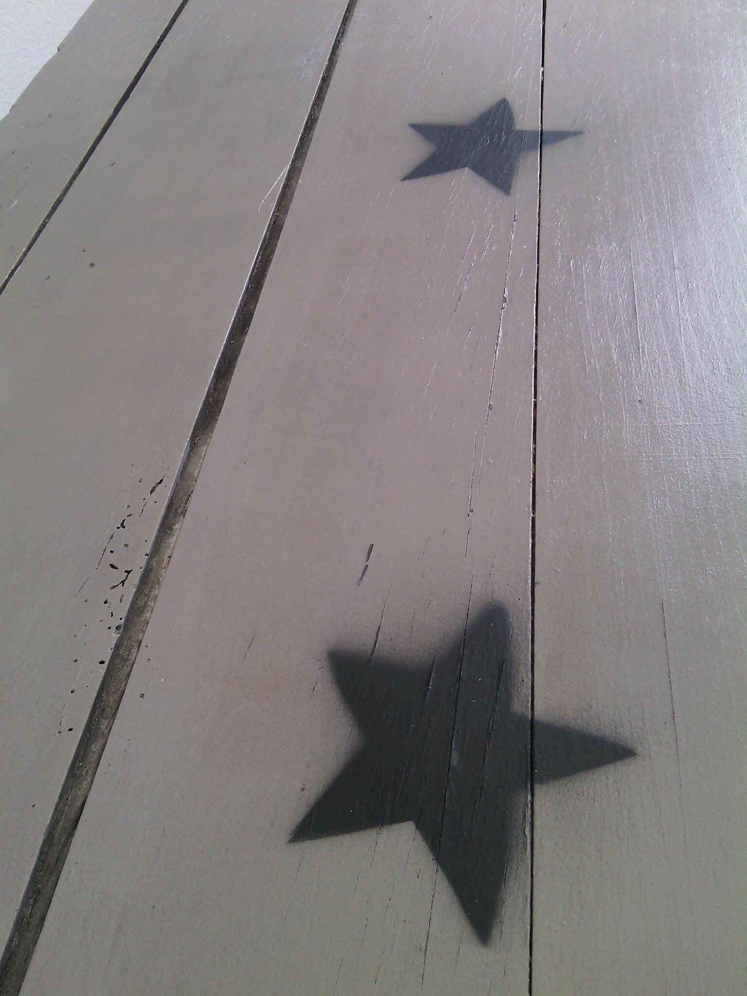 Sous une bonne étoile..Partie 2