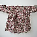 Blouse Gretel smocké little girl 1