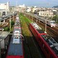 Meitetsu depot, Inuyama center