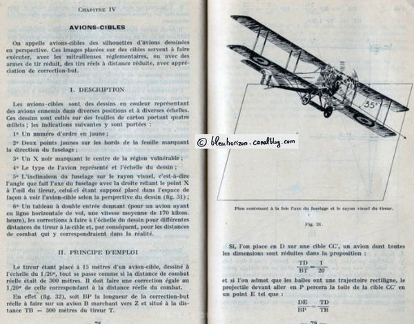 avion cible1log