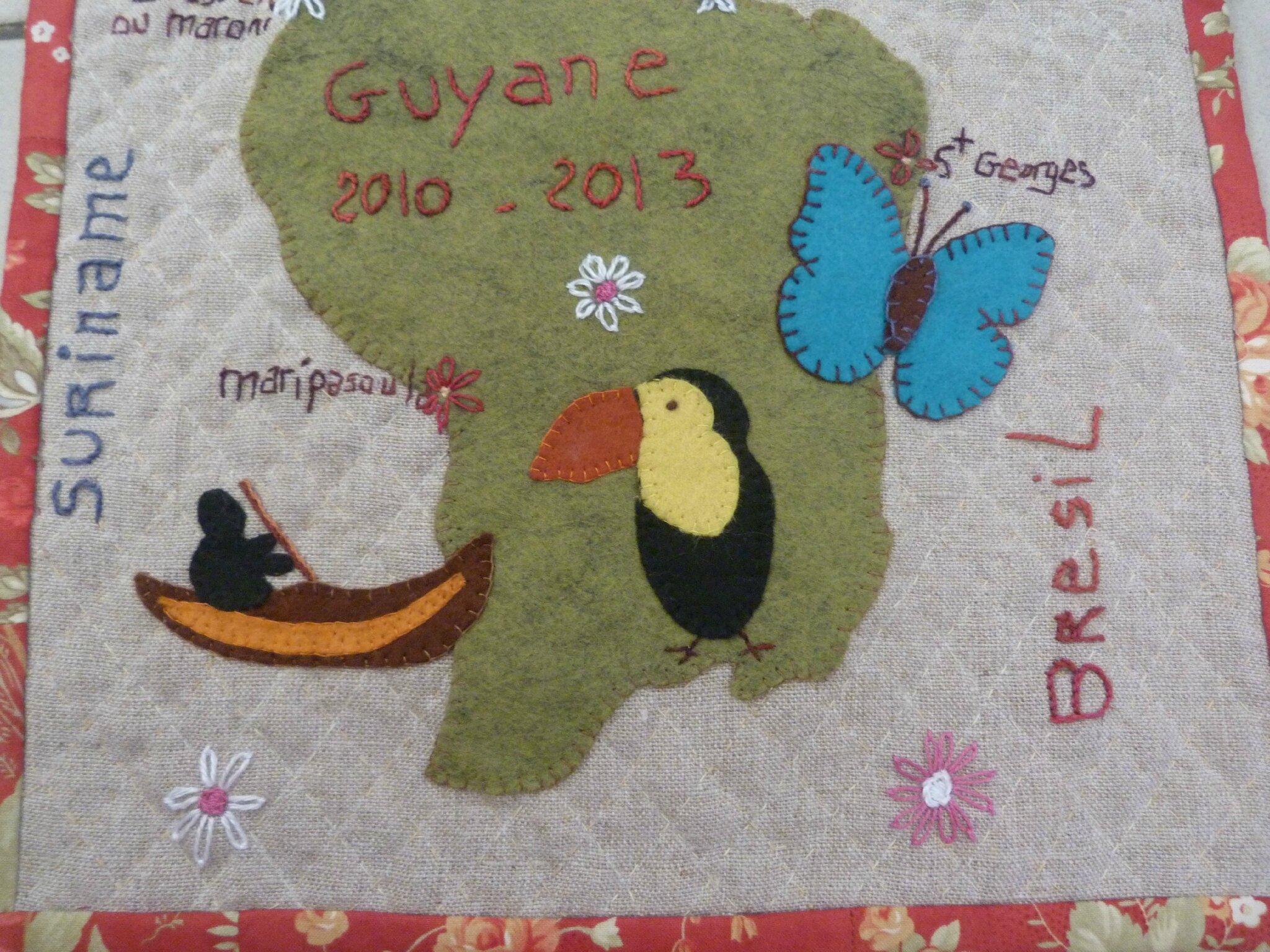 * Guyane *