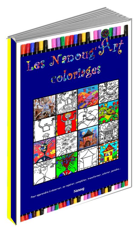 450PNG 3D Art coloriage