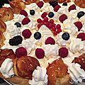 Le gâteau d'anniversaire #jeudicreation