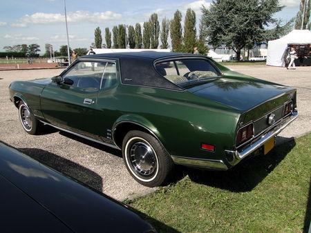 FORD Mustang Grande Hardtop Coupe 1971 Bourse de Crehange 2009 4