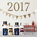 Meilleurs voeux pour 2017!