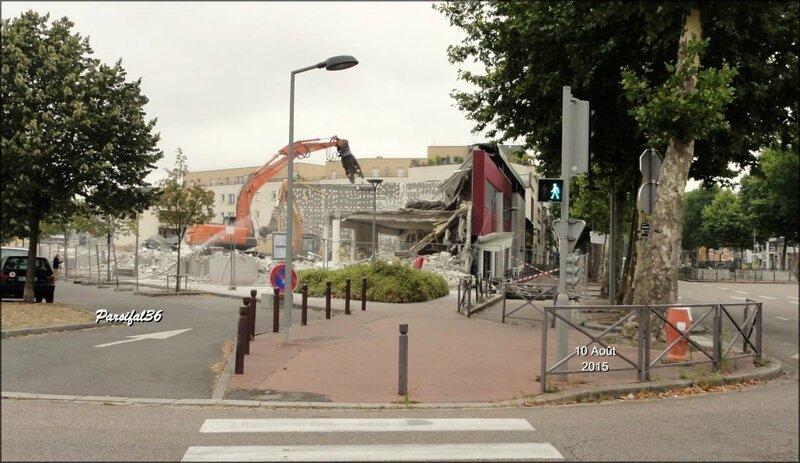 2015 - AUREA - Déconstruction