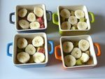 Clafoutis banane rhubarbe (6)