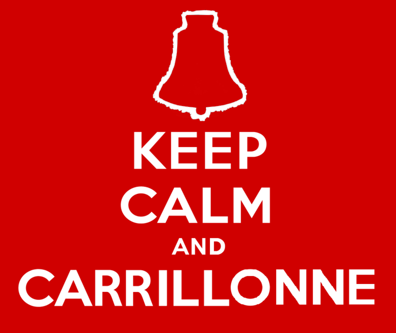 Keep Calm and Carillonne