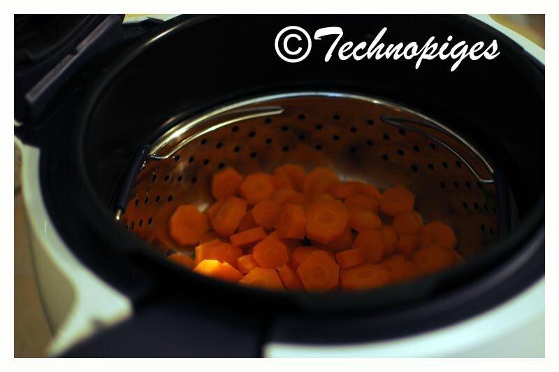 Comment cuire a la vapeur avec cookeo - Comment cuisiner a la vapeur ...