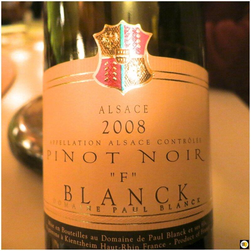 Pinot Noir _F_ Blanck 2008