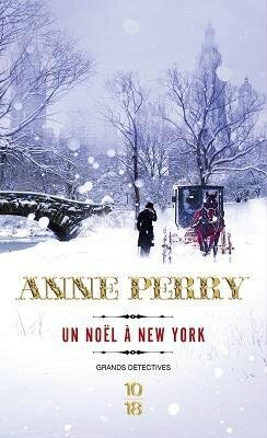 Un noël à New York Anne Perry