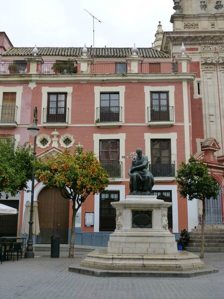 place séville orangers
