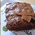 Brownie de martha stewart