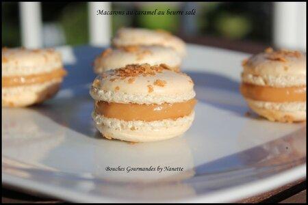 macarons au caramel 2