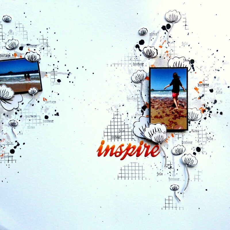 5 page inspire