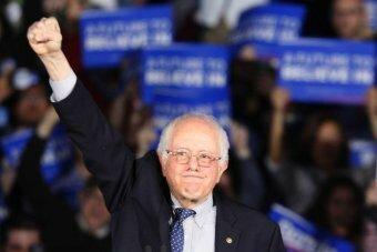 Bernie Sanders revolutionary