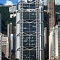 Hsbc main building - hong kong - chine
