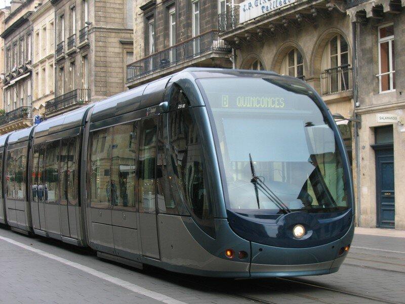 Le tram' à Bx