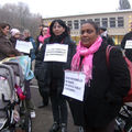 Occupation Groupe scolaire st Exupéry 16/12/08 3