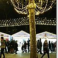village de Noël paris champs elysees - marimerveille