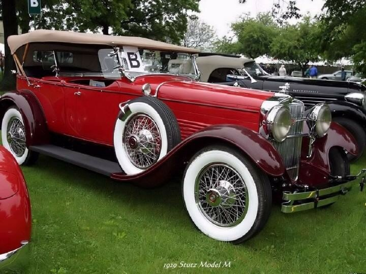 1929 - Stutz Model M