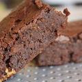 Fondant au chocolat....pas si calorique que ça...