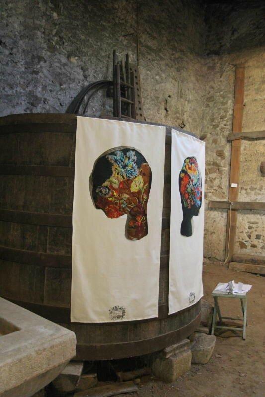 Janus impression panneaux Sabine Feliciano