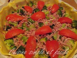 tarte chèvre brocolis 05