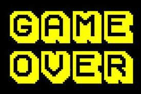 gameover