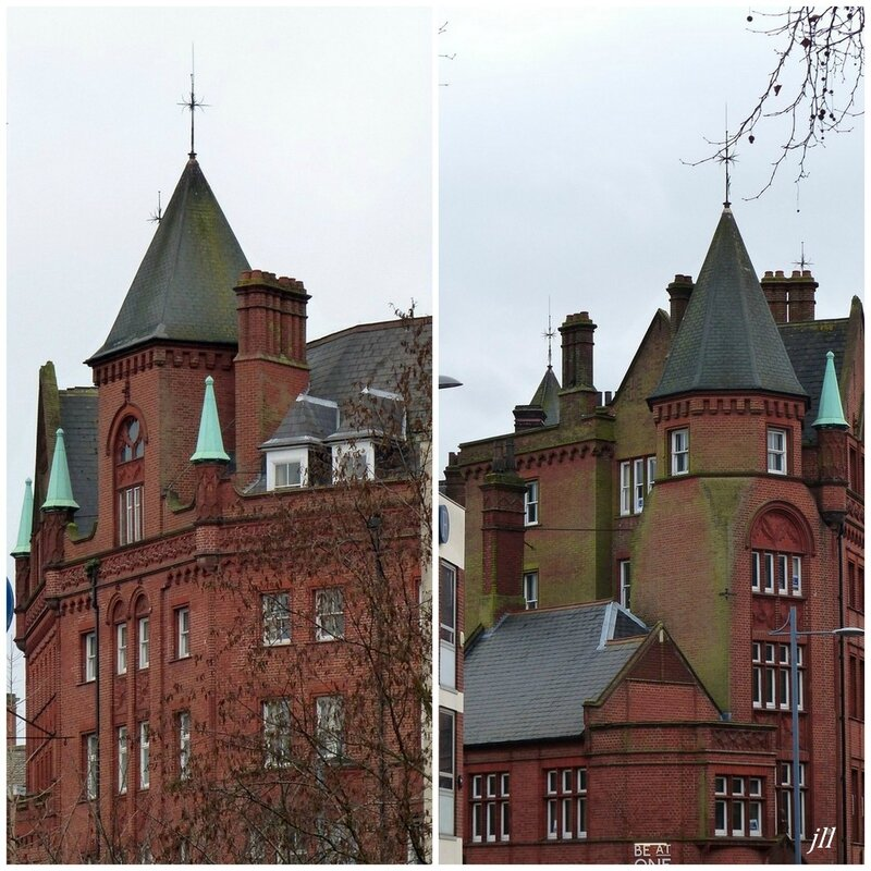 P1480329 L'Hôtel Royal ouvert le 16 Novembre 1897 fermé ses portes en 1977 maintenant utilisé comme un centre d'affaires