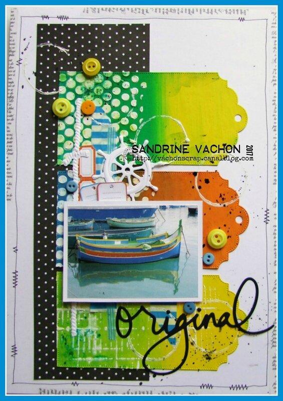 Sandrine VACHON 8 juin défi forum