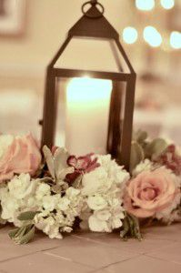 lantern-with-flowers-centerpieces1-199x300
