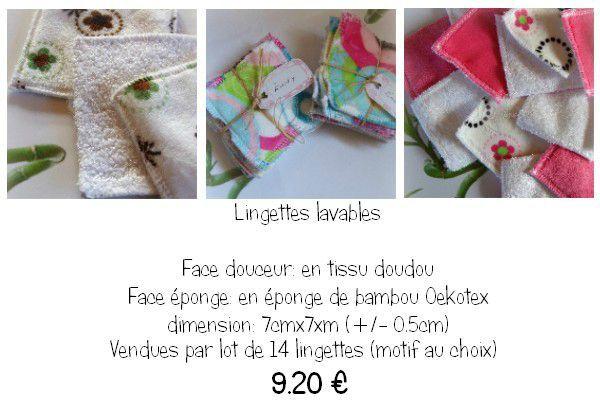 lingette 7x7