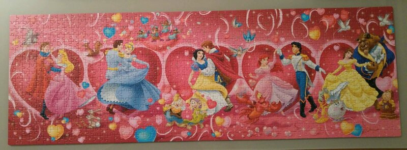 1000 princesses disney (2)