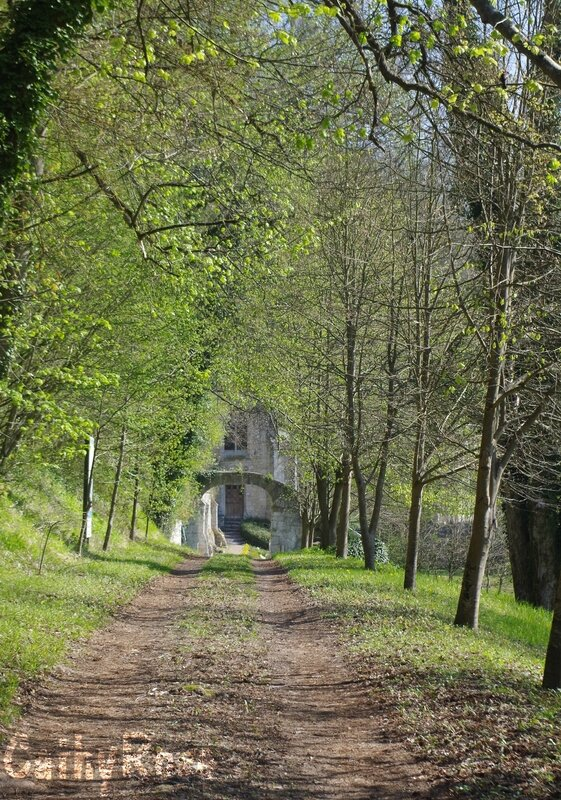 && abbaye Fontaine Guérard (3)
