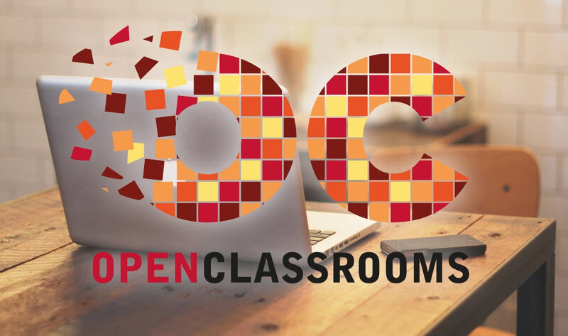 OpenClassRooms code promo