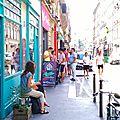 rue près du Canal Saint-Martin (Paris 10e)