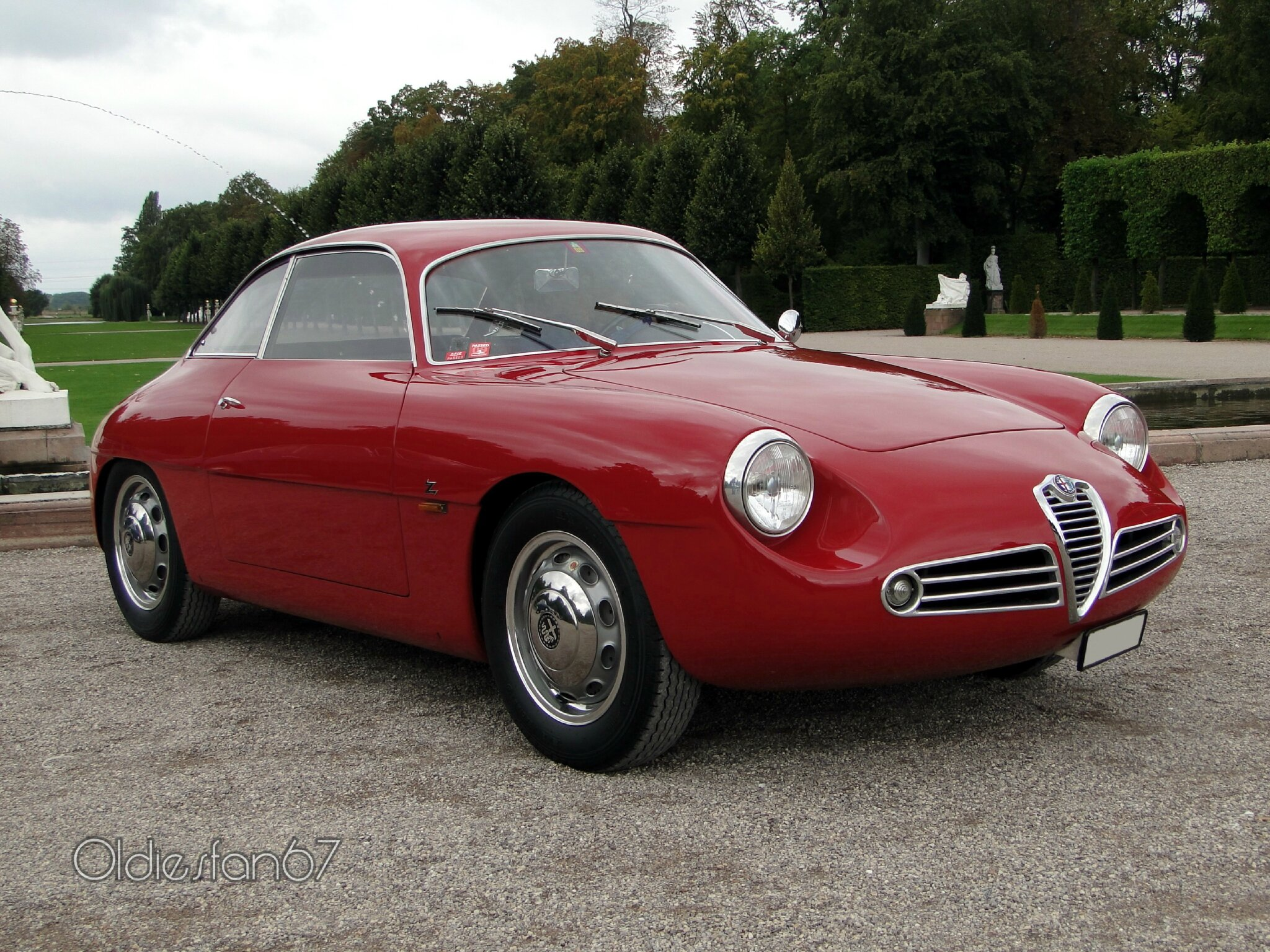 alfa romeo giulietta sz sprint coupe zagato 1961 oldiesfan67 mon blog auto. Black Bedroom Furniture Sets. Home Design Ideas