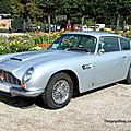 Aston Martin DB6 coupé de 1969 (9ème Classic Gala de Schwetzingen 2011) 01