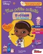 Mes premières activités Docteur La Peluche / Hachette Education / Prix indicatif* : 3,90€