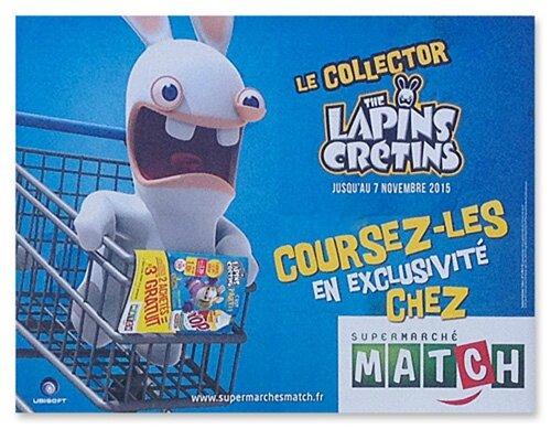 Match Lapins Cretins LE MIAM MIAM BLOG 02b