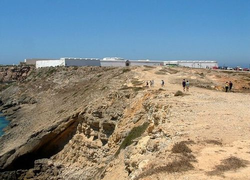 Sagres-forteresse
