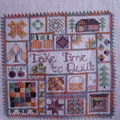 Take time to quilt