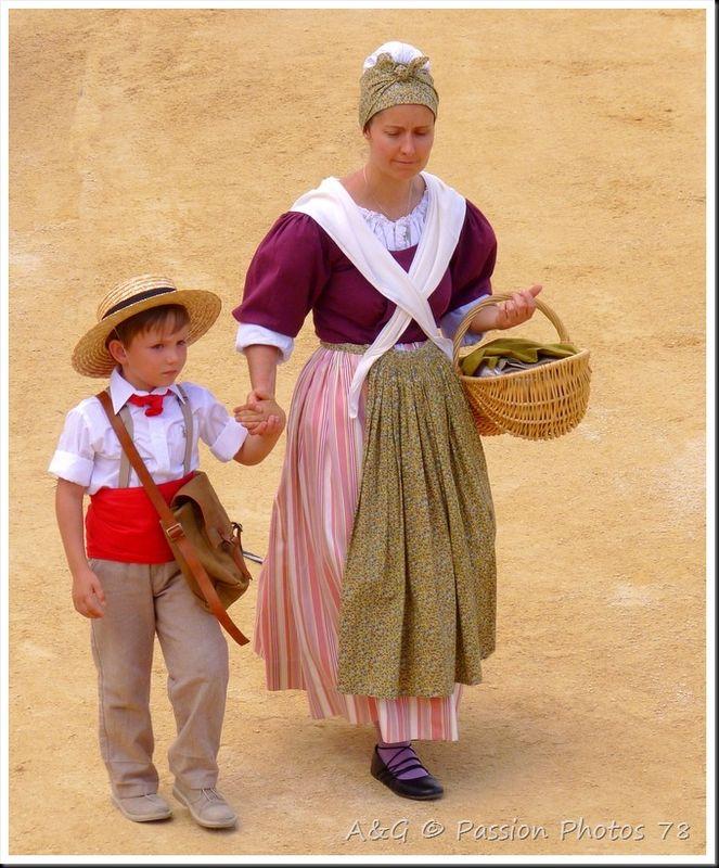 L'Arlésienne à la campagne