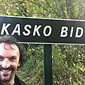 Kasko Bide, près de Sare (64)