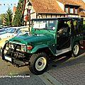 Toyota BJ40 baché de 1980 (30 ème Bourse d'échanges de Lipsheim) 01