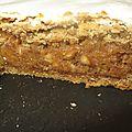 Gâteau aux noix de l'aveyron