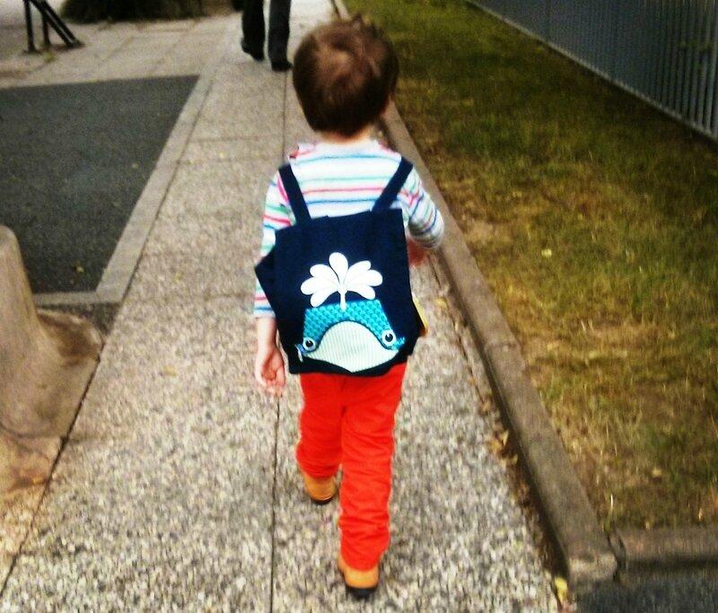 Je marche sur les pas de mon père ©Kid Friendly