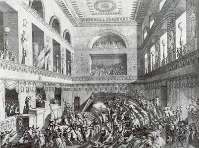Convention mai 1793